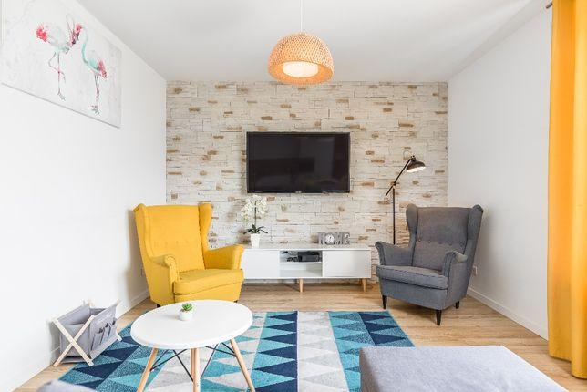 Bm Apartamenty 142 na doby/kwarantanna/miesiace 69m2 centum Szczecina