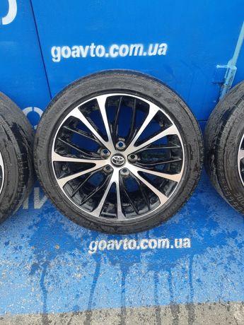 GOAUTO комплект дисков Toyota Camry 5/114.3 r18 et50 8j dia60.1 с рез