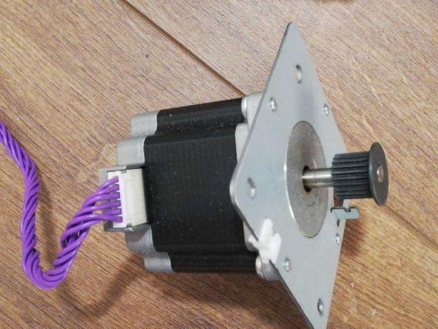 Duży silnik krokowy do frezarki lub drukarki 3D, CNC