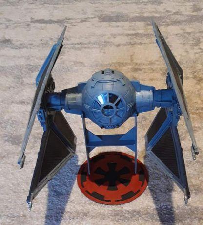 Star wars Tie Interceptor DUŻY