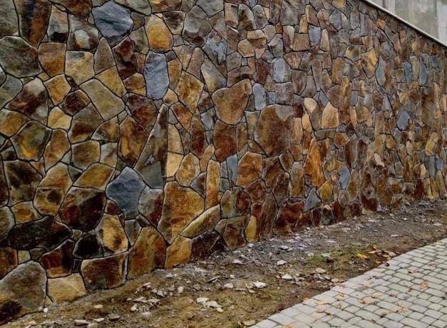 Природній-камінь природный-камень андезит в наявності