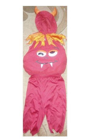 kostium dziecięcy diabełek chochlik