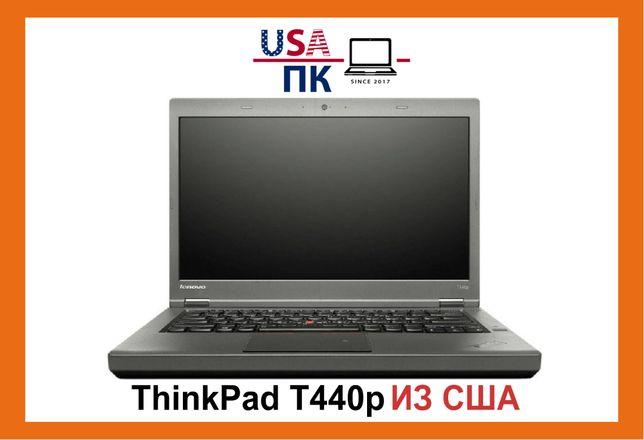 Lenovo ThinkPad T440p / i7-4810mq / 16Gb / SSD 256Gb / Две видеокарты