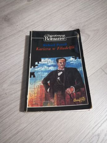 Książka Kariera w Filadelfii - Richard Powell