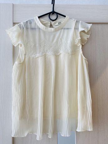 Шикарная блуза oasis 48 размер