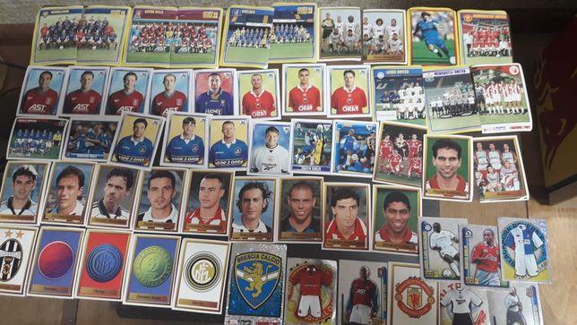 Большая колекция наклейек Футбол