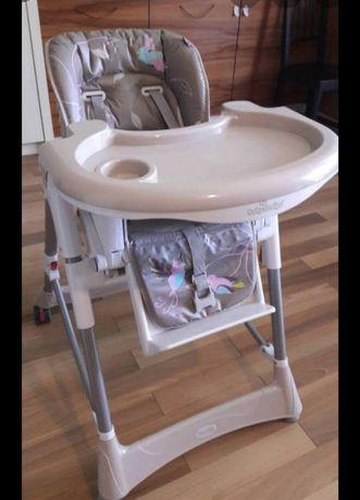 Krzesełko fotelik do karmienia baby Design bambi