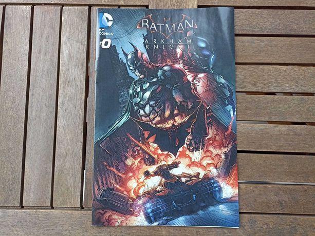 Banda Desenhada Batman: Arkham Knight