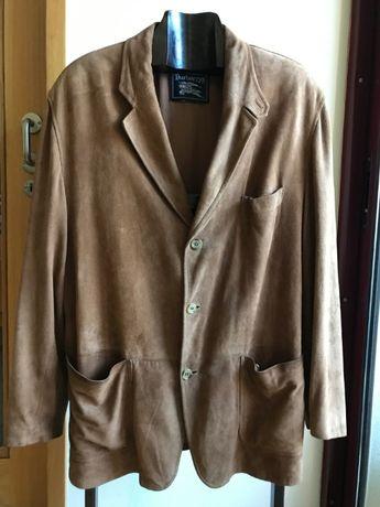 Blazer / casaco de camurça BURBERRY (pele verdadeira)