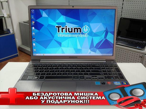 """Samsung NP700Z5B/15.6""""HD+/Intel i7-2675QM/8GB/1TB/HD 6490M/Windows 7"""