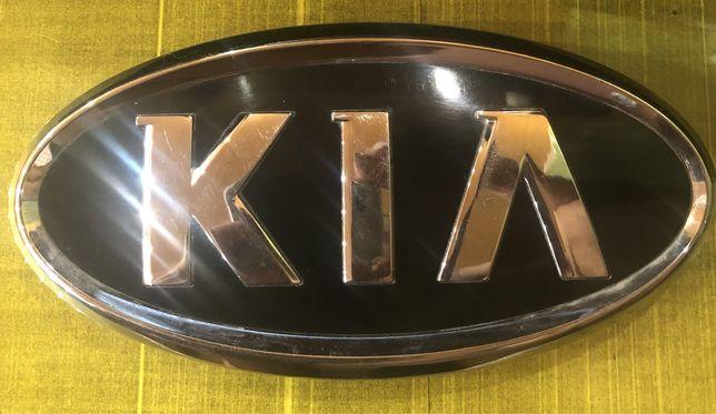 Оригинальный Логотип KIA на cerato/forte/rio/niro и т.п.