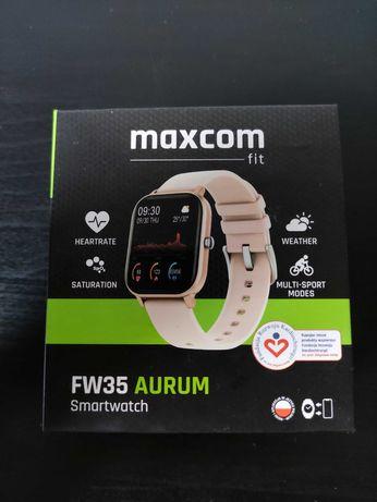 Smartwatch Maxcom FW35 Aurum c/ garantia