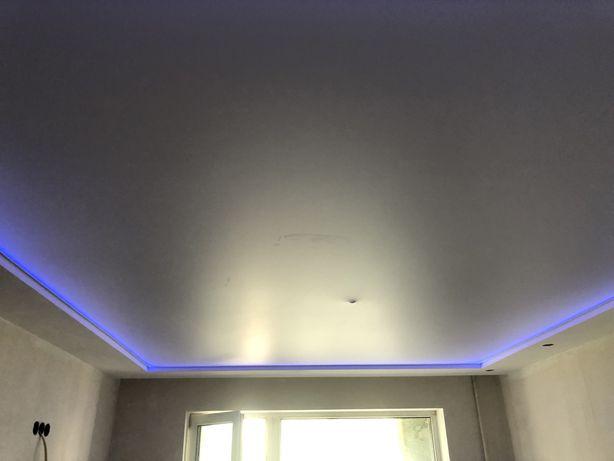 Натяжной потолок 160грн