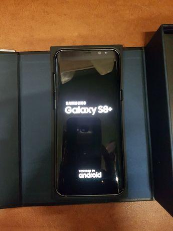 """Samsung galaxy s 8+обменяю на авто в рабочем состоянии """"живую"""",по дого"""
