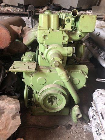 Двигатель ДВС ИФА