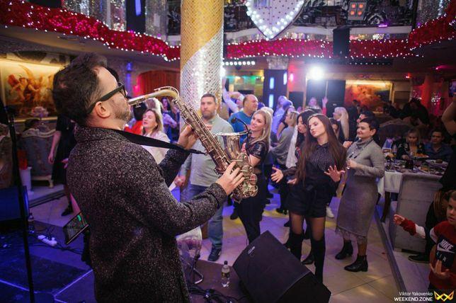 Саксофонист Nikolay Neruk