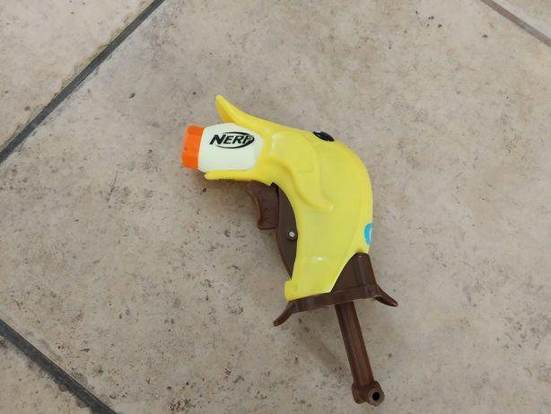 Pistola Nerf Banana Fortnite