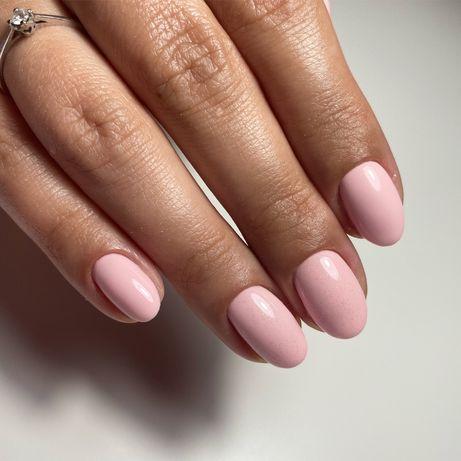 PROMOCJA!!! Manicure hybryda paznokcie żelowe