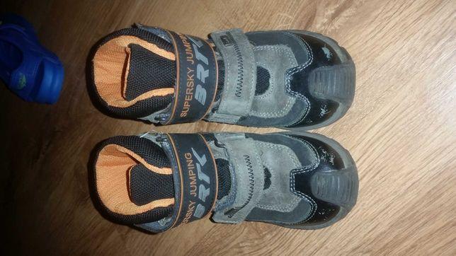 Buty chłopięce rozmiar24
