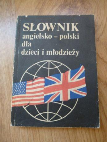 Słownik angielsko-polski dla dzieci i młodzieży
