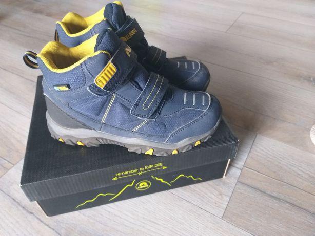 Buty trekkingowe Elbrus Dziecięce 33