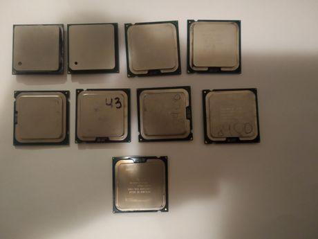 Процессоры 775 и 478 Socket