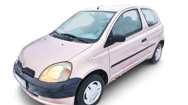 Toyota Yaris 1.0 benz. 1999 rok, Bardzo niski przebieg ! Przegląd ROK