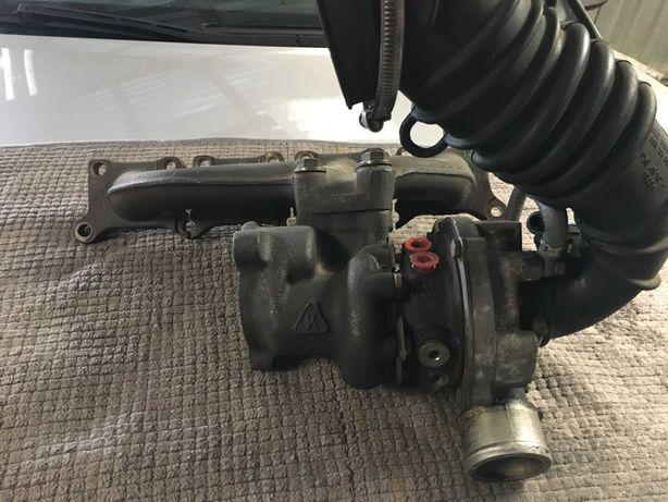 turbosprężarka k03 audi a4 b6 1.8t(avj fbf)