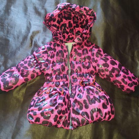 Куртка- деми для девочки