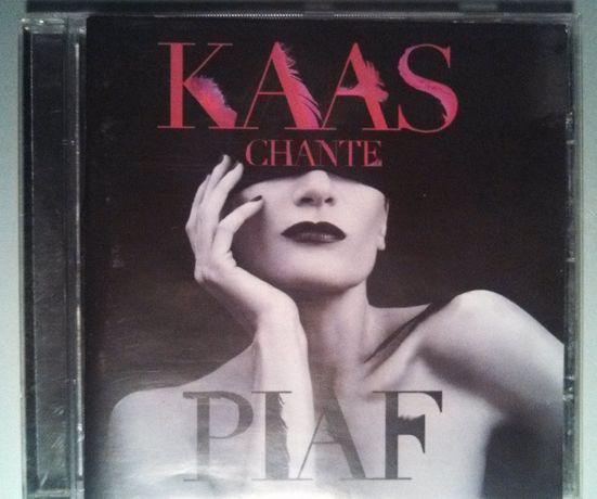 PATRICIA KAAS — Kaas chante Piaf CD