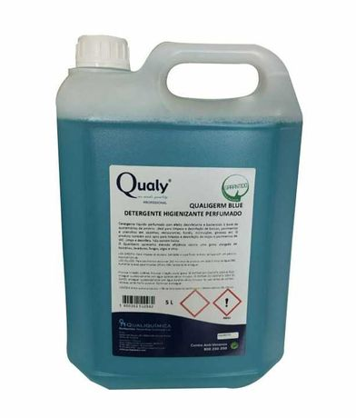 Detergente Desinfetante de Chão e Superficies