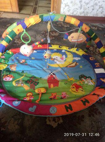 Дитячий килимок