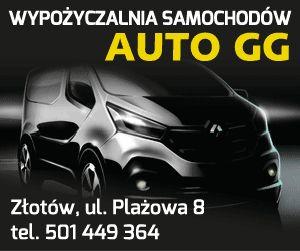 Wynajem/wypożyczalnia Aut - Auto GG