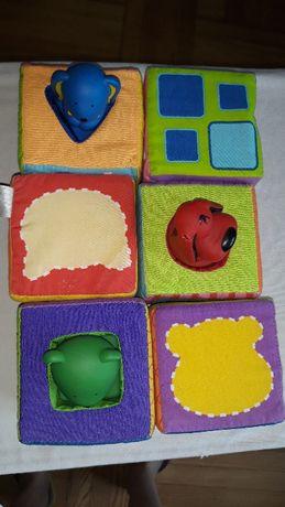 кубики-сортери Battat ABC, 6 місяців - 3 роки