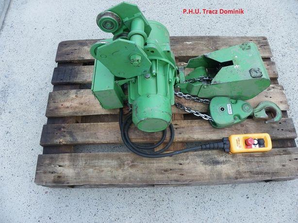 Wciągnik łańcuchowy STAHL 1250kg - suwnica wciąg