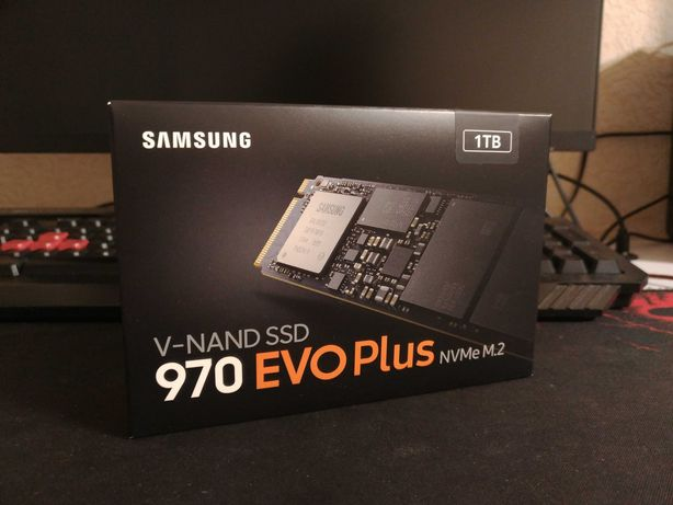 Samsung NVMe EVO Plus 1 Tb M.2