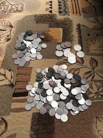 Для любителей хенд-мейда - монеты для поделок