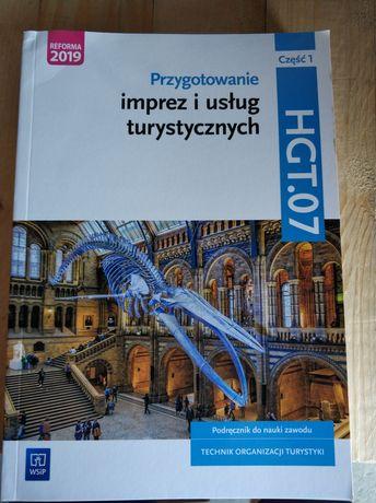Przygotowanie imprez i usług turystycznych HGT.07 cz 1
