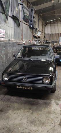 VW Golf 2 1.6 caixa automática