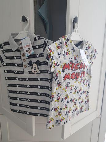 2 t-shirt nowe 80