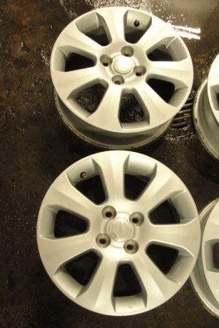 Opel Agila 4x100 et 50 roz 15 5,5j