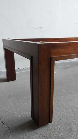 Podstawa do stolika ,ławy z litego  drewna palisander