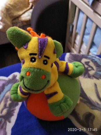 Жирафа неваляшка