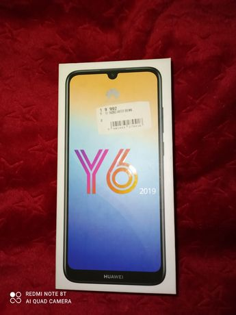 Huawei Y6 2019 uszkodzony!