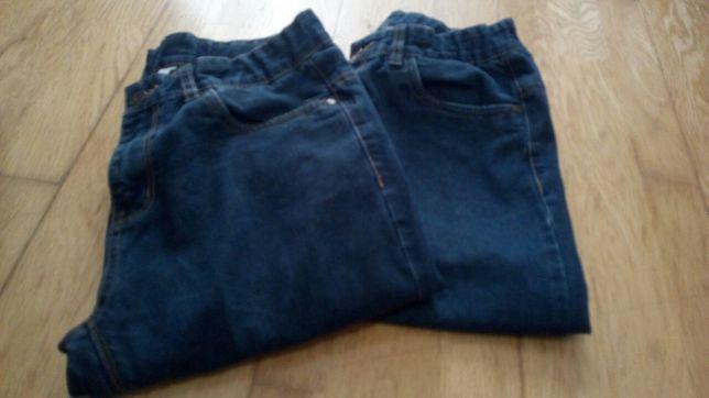 Calças jeans azuis C&A 164cm
