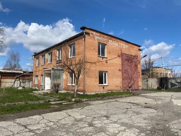 Цілісний комплекс 2 будівлі 500 м.кв.