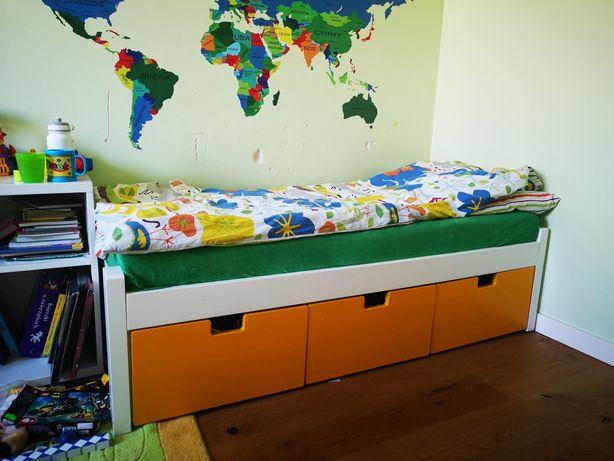 Łóżko 140x70 cm