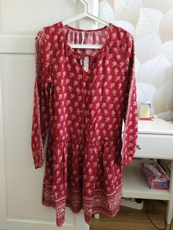 Nowa sukienka, tunika w stylu Boho Cropp rozm. S