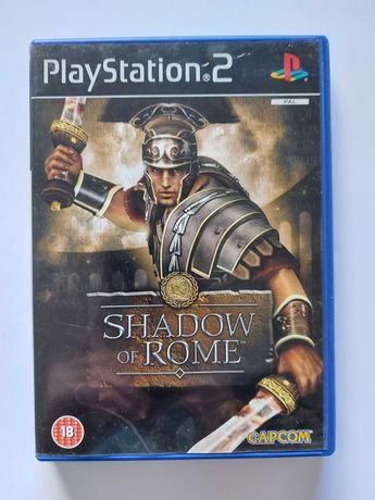 Jogo Shadow of Rome PS2