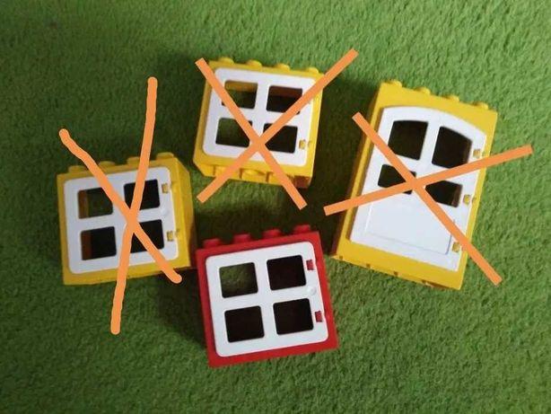 Lego Duplo okno, kózka OKAZJA